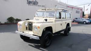1970 land rover for sale 1966 land rover series iia 4x4 4 door wagon stock 30875 youtube