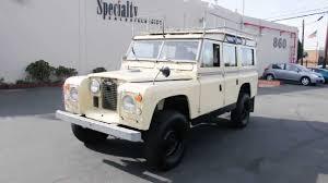 land rover series ii 1966 land rover series iia 4x4 4 door wagon stock 30875 youtube