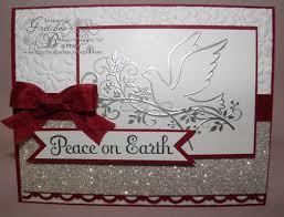 95 best cards christmas doves birds images on pinterest