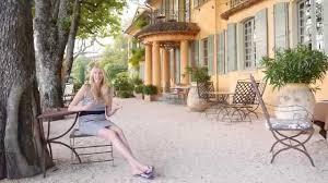 domaine de la baume the most romantic hotel in provence youtube