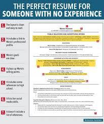 Job History Resume by Resume Examples Job History Mostly Resist Cf