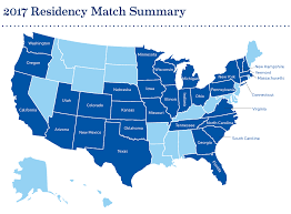 Colleges In Massachusetts Map by Residency Match Of Medicine Creighton University