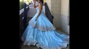 cinderella colour dress models ladies