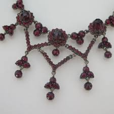 red antique necklace images 99 best vintage antique red jewelry images red jpg
