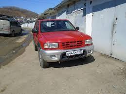 isuzu amigo купить исузу амиго 1998 в находке двигатель x22se контрактный