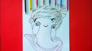 shree ganesh chaturthi special art ganpati bappa drawing