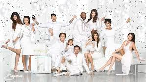 kardashian family christmas cards toofab com