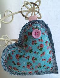 Handmade Fabric Crafts - 26 best ideas images on deco