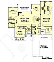 house plans shop lasalle court house plan house plans shops and courtyard entry