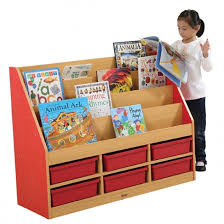 tiered bookcase with trays milan 3 large tray tiered bookcase