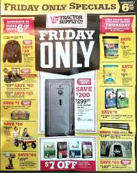 tractor supply 2017 black friday ad black friday archive black