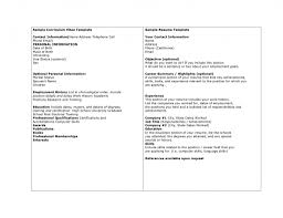 Resume And Cv Samples Pdf by Cv Resume Free Resume Example And Writing Download