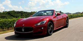 red maserati convertible model lineup miller motorcars maserati vehicles for sale in