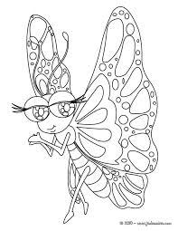 masque papillon imprimer