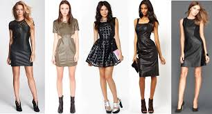 dresses for new year s 5 faux leather new year s dresses 100 midtown girl