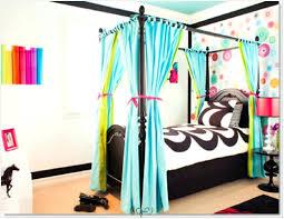 bunk bed canopy bedroom teal girls teen room ideas toddler