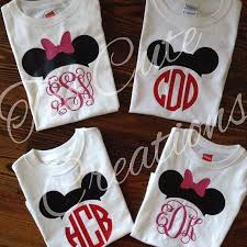 minnie mouse monogram minnie mouse swirl monogram shirt by toocutecreations2007
