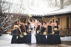 weddings in colorado winter wedding at villa in colorado randy