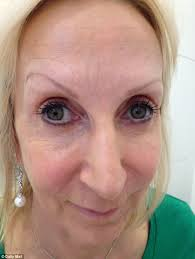 permanent makeup tattoos the celebrity craze that u0027s scarring