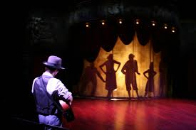 theater lighting silhouette search trade shows