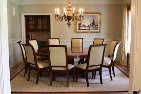 modern round dining table for mid century swedish teak at stdibs