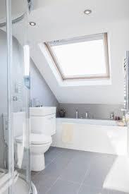 Modern Bathroom Bathroom White Modern Bathroom With White Toilet Also Clear