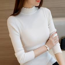 aliexpress com buy ladies cashmere turtleneck sweater wool