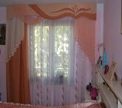 Gardinen Schlafzimmer Braun Lachsfarbener Schlafzimmer Vorhang Im Edlen Klassischen Stil