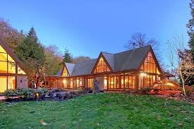 Contemporary Cabin Cabin Chic Mountain Home Of Glass And Wood Cabin Chic Cabin And