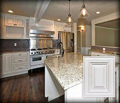 Antique White Kitchen Cabinets For Sale Charleston Antique White Granite Color Love The Cabinets For