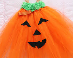 Infant Halloween Costumes Pumpkin Baby Pumpkin Costume Etsy