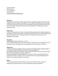 Resume Job Duties Truck Driver Job Description Duties And Otr Driver Job Description