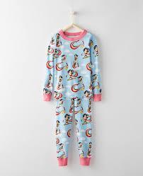 justice league organic pajamas