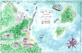 Portland Me Zip Code Map by 2017 Illustrated Maps Contest Osher Map Library