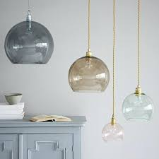 Seeded Glass Pendant Light Seeded Glass Shade Replacement Large Carafe Glass Pendant Light