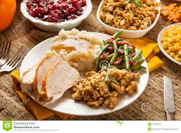 Thanksgiving Food Prices Thanksgiving Dinner Royalty Free Stock Photos Image 3440118