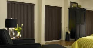 Window Treatments For Sliding Glass Doors With Vertical Blinds - woodland walnut vertical blinds available at 3 day blinds