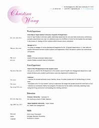 cv sle personal profile format in resume fresh sle cv with hobbies and