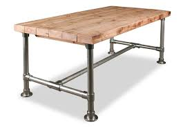 Steel Pipe Desk by 155 Best Pipe Images On Pinterest Home Industrial Pipe And