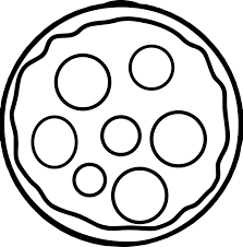 80 pizza coloring pages free coloring