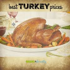 best turkey prices 2015 bargains to bounty