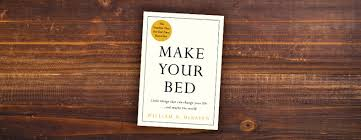 make your bed by william h mcraven