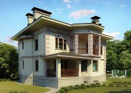 beautiful 3d home front design gallery amazing house decorating