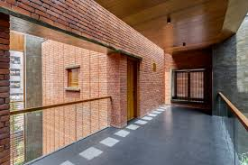 brick house a for architecture archdaily