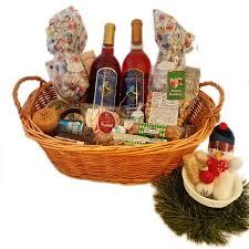 wine gift basket sweet wine gift basket award winning wine from presque isle wine