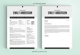 resume templates word doc the best cv resume templates 50 exles design shack