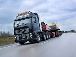 new volvo lorry volvo fh16 is the most powerful truck in the world