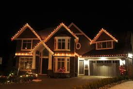 red and white alternating christmas lights christmas light installation photo gallery