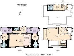 St Pancras Floor Plan St Pancras Penthouse Apartment By Thomas Griem