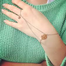 diy hand bracelet images Diy hand chain by hand london jpg